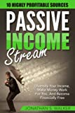Business Money Best Deals - Passive Income Streams: 10 Highly Profitable Streams (Diversify Your Income, Make Money Work For You, And Become Financially Free)