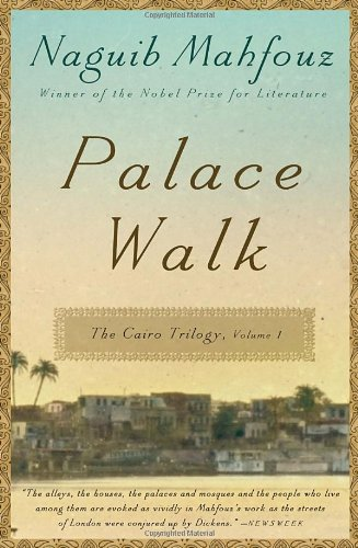 Book cover for Palace Walk