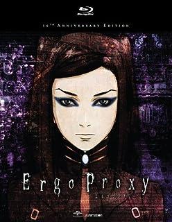 Ergo Proxy: The Complete Series [Blu-ray] (B01KWK577S) | Amazon Products