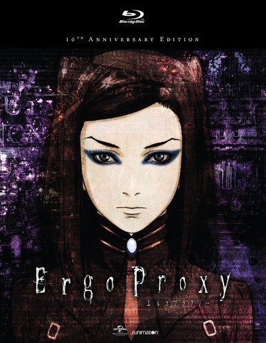 Ergo Proxy: The Complete Series [Blu-ray]