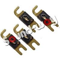 4fusibles AFC para Sono Auto coche amplificador alimentación