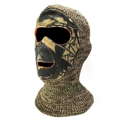 Reliable Of Milwaukee Youth Rev Face Mask Bu/Blaze