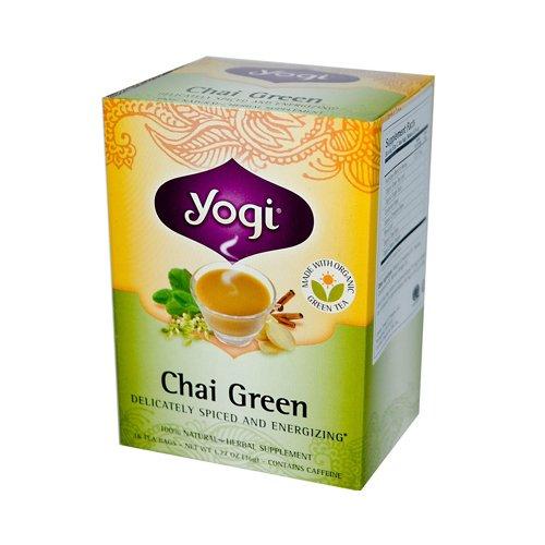 Yogi Tea Chai Green Tea 16 ea