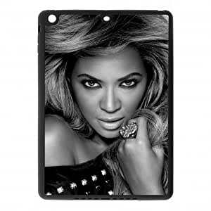 Popular Singer Beyonce Knowles Hard Case for IPad Air TPU by icecream design
