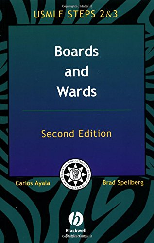 Boards and Wards: A Review for USMLE Steps 2&3 (Boards and Wards Series) pdf