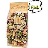 Donne Del Grano Italian Colored Lefovers Pasta (17.8 Oz)