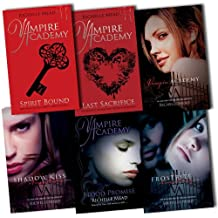 Richelle Mead Vampire Academy 6 Books Collection Pack Set RRP: 41.94 (Blood ...
