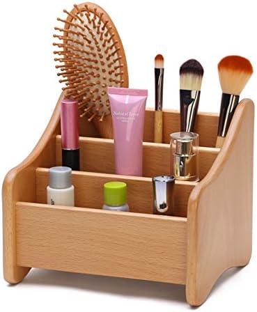 WL Schreibtisch-Organizer, Stift, Aufbewahrungsbox für Handy, Fernbedienung, multifunktionaler Organizer 18.5x16x16cm(7x6x6inch) B