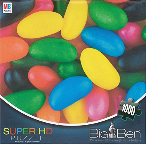 Big 1000 Piece Super Puzzle