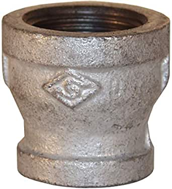 2.5 Dixon BR2520 150# Iron Threaded Bell Reducer 2-1//2 FNPT x 2 FNPT