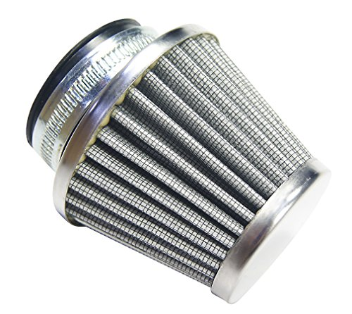 AIYUE New 42mm Motorcycle Air Filter for 50cc 110cc 125cc 150cc 200cc Gy6 Moped Scooter Atv Dirt Bike