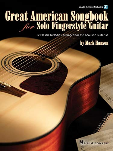- Great American Songbook for Solo Fingerstyle Guitar