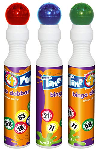 Smiffys Bingo Dabber, Assorted Colours (1 x 43 ml)]()