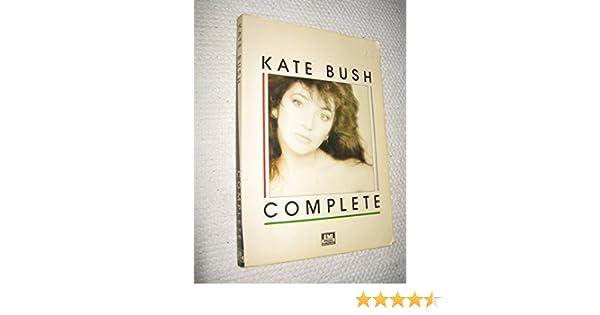 Kate Bush Complete: Kate Bush, Cecil Bolton: 9780861754137