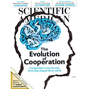 Scientific American, July 2012 Periodical