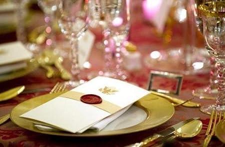 Mdlg vintage /étoile de David hexagonal personnalis/ée Photo Logo invitations de mariage cachet de cire d/étanch/éit/é Ensemble de tampons kit Box Kit