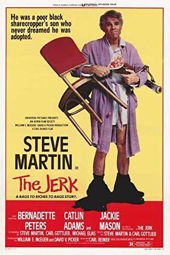 Amazon.com: The Jerk Movie POSTER 27 x 40, Steve Martin ...
