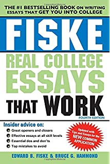 books on college essays