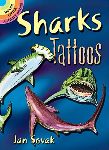 Sharks Tattoos (Dover Tattoos) -