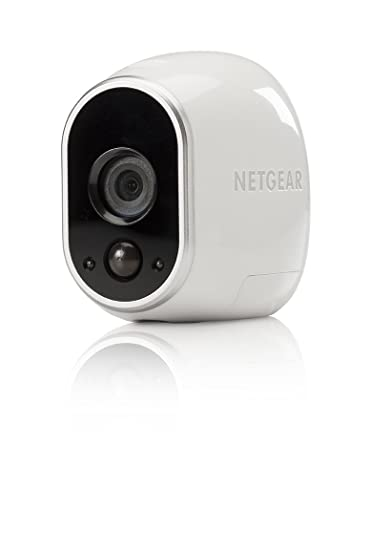 Arlo - Add-on Camera with Motion Detection | Night vision, Indoor/Outdoor,  HD Video, Wall Mount | Cloud Storage Included |Works with Arlo Base Station