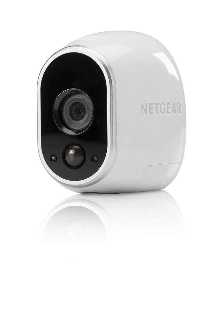 Arlo by NETGEAR Security Camera - Add-on Wire-Free HD Camera [Base Station not included] | Indoor/Outdoor | Night Vision (VMC3030), Works with Alexa