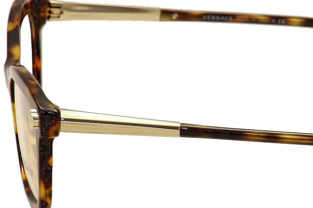 Versace Womens VE3224 Eyeglasses 54mm