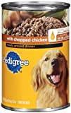PEDIGREE Chopped Ground Dinner With Chicken Canned...