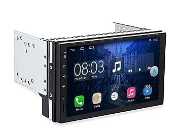 Y&Jack 7 Pulgadas Android Universal máquina de navegación integrada máquina GPS Coche MP5 Player Dab +