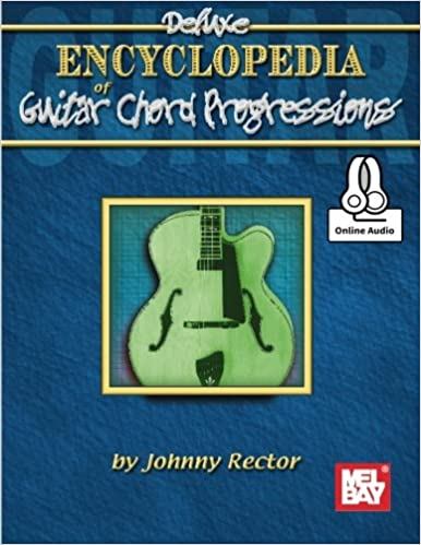 Deluxe Encyclopedia of Guitar Chord Progressions Book
