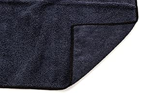 """Dry Rite Premium Microfiber Cloth - Pack of 6 Best Cleaning Towels for Fine Automobile finishes, Car Windows & Interiors- Great for Glass- Non Scratching, Streak Free- Use Wet or Dry- 16"""" x 16"""""""