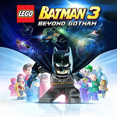 Lego Batman 3: Beyond Gotham  - PS4 [Digital Code] (Lego Batman 3 Beyond Gotham Playstation 4)