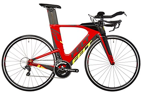 Felt IA4 Triathlon Road Bike red/black Frame size...