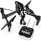 Skin For DJI Inspire 1 Quadcopter Drone – Nerd | MightySkins Protective, Durable, and Unique Vinyl Decal wrap cover | Easy To Apply, Remove, and Change Styles | Made in the USA