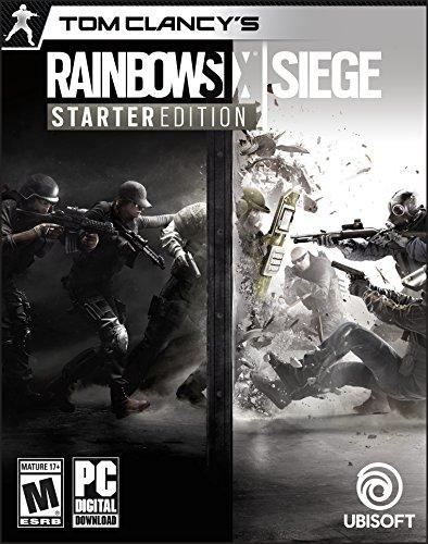 Rainbow Six Siege: Starter Edition [Online Game Code] by Ubisoft