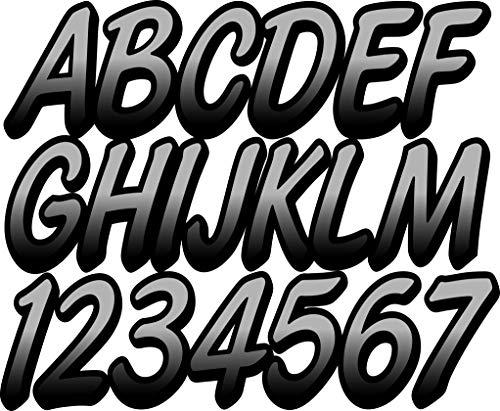 Stiffie Whipline Silver/Black Super Sticky 3