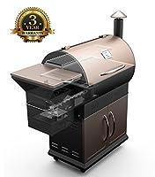 Z Grills ZPG-450A 2018 Upgrade Model, Wood Pellet Smoker made by  legendary Z GRILLS