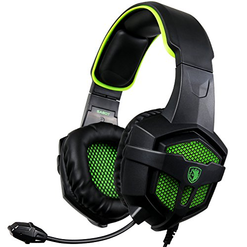 SA 807 Headset Function Headphones Microphone