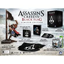 Assassin's Creed IV Black Flag LE - Xbox Limited Edition