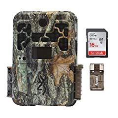 The Recon Force Advantage camera features an adjustable detection range from 55ft. - 80 ft. and 3 adjustable IR flash modes for optimum picture control at night. Another great feature is the built in 2-inch color display to preview ima...