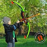 Toyvelt Bow and Arrow Set for Kids -Light Up