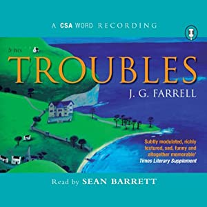 Troubles Audiobook