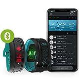 Mio Fuse Heart Rate, Sleep + Activity Tracker, Medium/Small, Blue