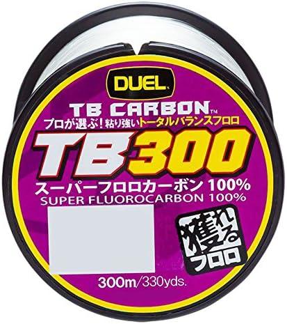 デュエル フロロカーボンライン TB300 300mの画像