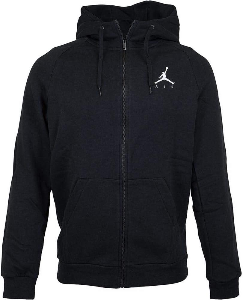 Nike M J Jumpman Fleece FZ Sweatshirt, Hombre