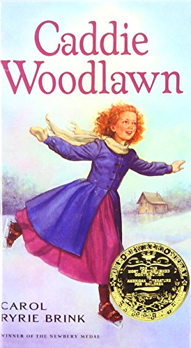 book cover of Caddie Woodlawn