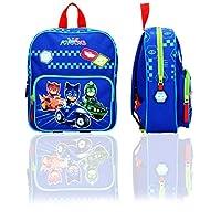 PJ Masks Backpack,Backpack PJ Masks Hero Crew,Preschool Backpack,Official Licensed