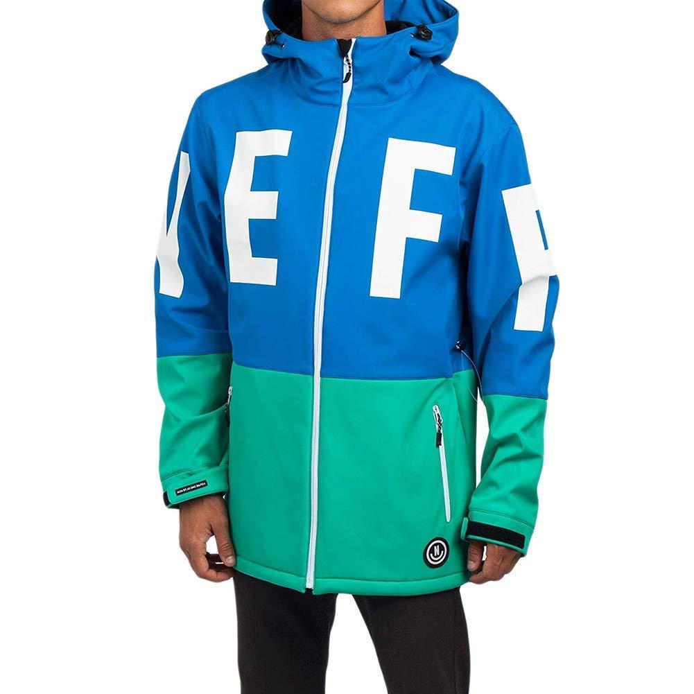 0efaf81e735 Amazon.com  NEFF Men s Daily Softshell Jacket  Clothing