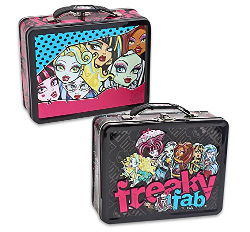Monster High Tin Lunch Box product image