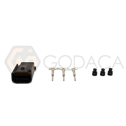 Ford Wire Harness Connectors Male on different types of wire connectors, ford radio connectors, auto wiring plug connectors, ford terminal connectors, ford coil connectors, ford alternator connectors, ignition wire connectors, ford wire terminals, ford wiring connectors,