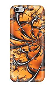 Defender Case For Iphone 6 Plus, Fractal Pattern